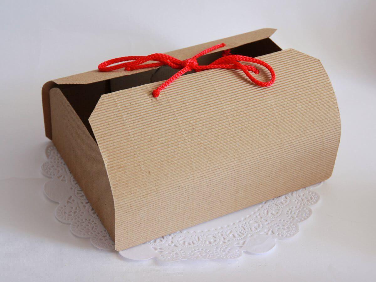 Как сделать упаковку для торта